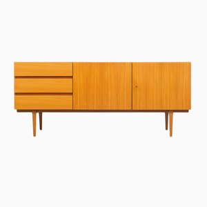 Mid-Century Cherry and Veneer Sideboard, 1960s