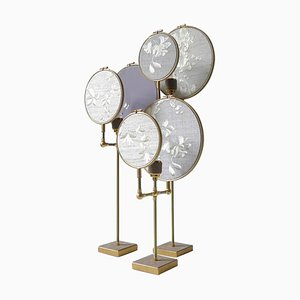 Table Lamps by Sander Bottinga, Set of 3