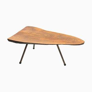Mesa de tronco de Carl Auböck, años 50