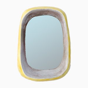 Mid-Century French Mirror, 1950s