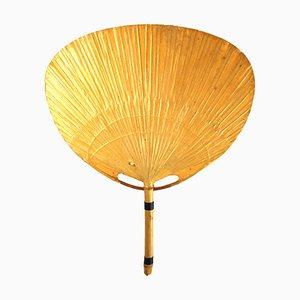 Lampada da parete UCHIWA III di Ingo Maurer per Design M, anni '60