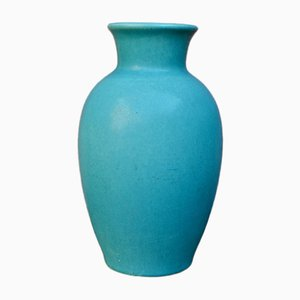 Mid-Century German Ceramic Vase from Scheurich, 1960s