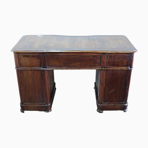 Antique Italian Walnut Desk