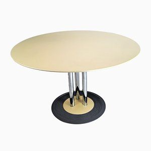 Vintage Trias Dinner Table by Hugo de Ruiter for Leolux