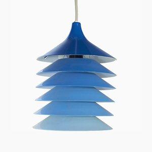 Lampe à Suspension Duett par Bent Gantzel Boysen pour Ikea, 1970s