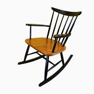 Rocking Chair by Ilmar Taapiovara, 1970s
