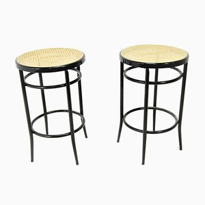 Metal Bar Chairs from Modulo, Set of 2