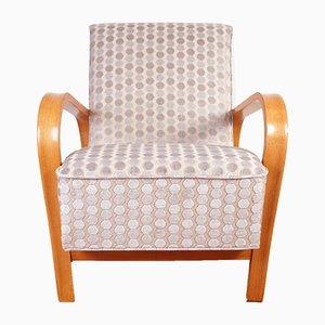 Mid-Century Lounge Chair by Karel Kozelka & Antonin Kropacek for Interier Praha, 1958