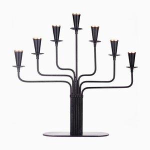 Kerzenhalter von Gunnar Ander für Ystad-Metall, 1970er