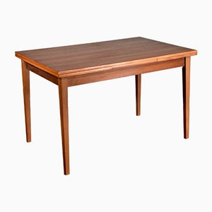 Teak Dining Table from Hugo Troeds, 1960s