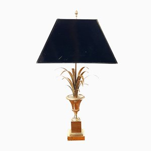 Hollywood Regency Pineapple Table Lamp from Boulanger, 1970s