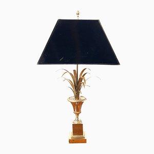 Lámpara de mesa Hollywood Regency en forma de piña de Boulanger, años 70