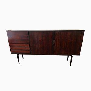 Vintage Sideboard aus Palisander von H.W. Klein für Bramin, 1950er