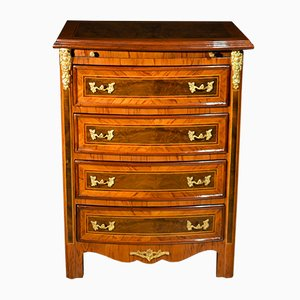Antique Napoleon III Style French Walnut Dresser