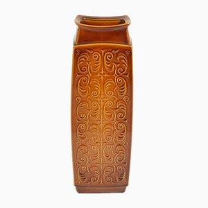 Vaso da terra vintage in ceramica di Ditmar Urbach, anni '70