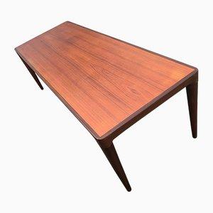 Table Basse en Teck de B.C. Møbler Vejle, 1950s