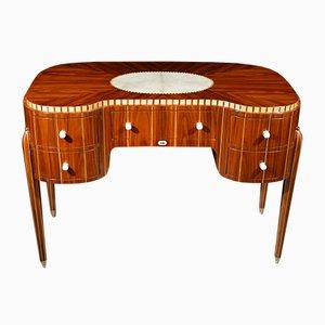 Französischer Art Deco Schreibtisch, 1920er