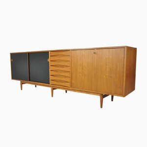 Scandinavian Teak 29A Sideboard by Arne Vodder for Sibast, 1950s