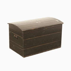 Cassettiera vintage in legno, anni '40