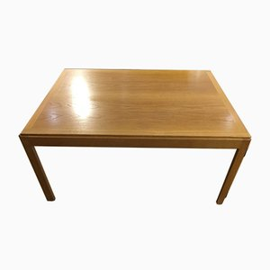 Danish Model 5386 Oak Coffee Table by Børge Mogensen for Fredericia, 1978