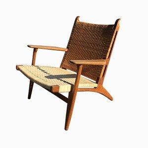 Chaise par Hans J. Wegner pour Carl Hansen & Søn, 1965