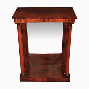 Regency Rosewood Console Table, 1820s