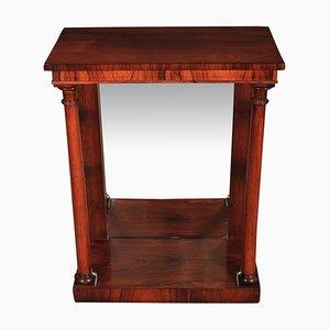 Table Console Regency en Palissandre, 1820s