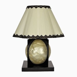 Art Deco French Bakelite Table Lamp, 1930s