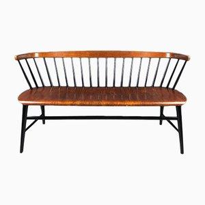 Mid-Century Scandinavian Modern Dining Chair by Ebbe Wigell for Bröderna Wigells Stolfabrik AB