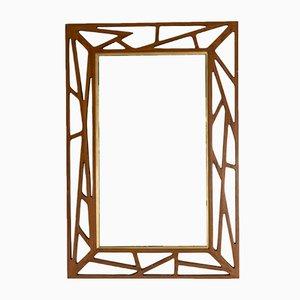 Espejo Mid-Century de Eden Spegel, años 50
