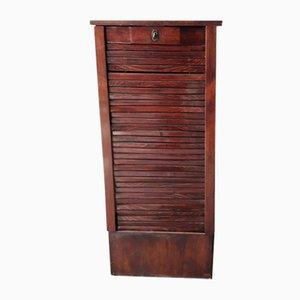 Vintage Wooden Cabinet, 1920s