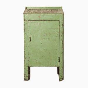 Mueble para herramientas industrial Mid-Century de acero, años 60