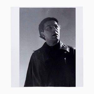 Fotografía de André Breton de Man Ray, 1977