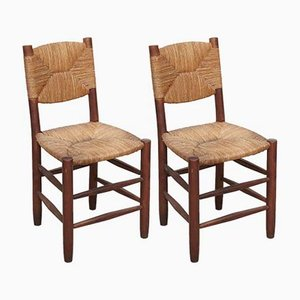 Chairs by Charlotte Perriand, 1950s, Set of 2