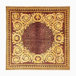 Animal Print Rug by Gianni Versace for Atelier Versace, 1980s
