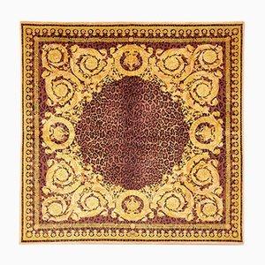 Teppich mit Tierfellmuster von Gianni Versace für Atelier Versace, 1980er