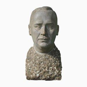 Sculpture en Pierre par Francesco Sala, 1966