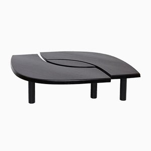 Black Edition T22 Table by Pierre Chapo for Chapo Creation, 2019