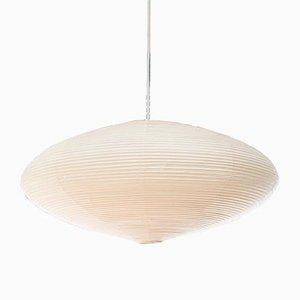Lámpara de techo modelo 21A Mid-Century de papel de Isamu Noguchi