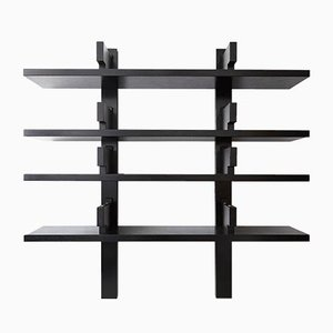 B17 Wall-Mounted Book Shelf by Pierre Chapo for Chapo Creation