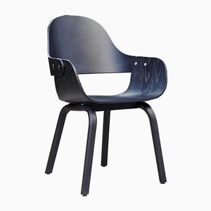 Vintage Black Wooden Chair by Jaime Hayon for BD Barcelona, 2007