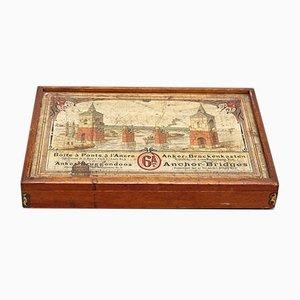 Serie 6A Blockspielzeug von Richters Germany, 1900