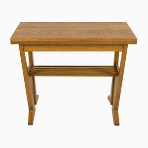 Tavolino da caffè Mid-Century in quercia di STOD, anni '60