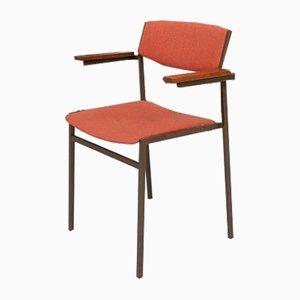 Chaise de Salle à Manger Empilable par Gijs van der Sluis, 1960s