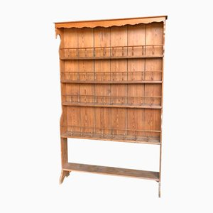 19th Century French Kitchen Shelving Rack, 1850s
