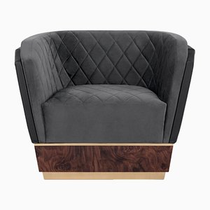 Anguis Lounge Chair from Covet Paris