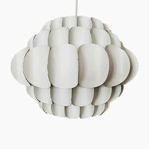Deckenlampe aus Metall von Thorsten Orrling, 1960er