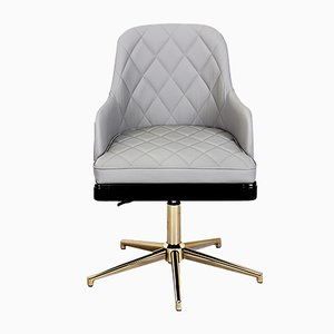Charla Small Office Chair from Covet Paris