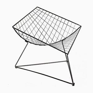 Poltrona Oti di Niels Gammelgaard per Ikea, Danimarca, anni '80
