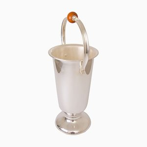 Art Deco Champagne Bucket from WMF, 1930s
